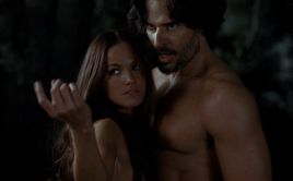 True Blood Season 6 Who Are You Really - Alcide & Rikki