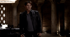 "True Blood Season 5 ""Save Yourself"" - Bill Compton"