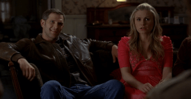 "True Blood Season 5 ""Save Yourself"" - Corbett & Sookie Stackhouse"