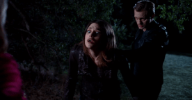 "True Blood Season 5 ""Save Yourself"" - Eric Northman & Nora Gainsborough"