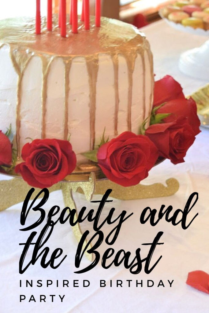beauty and the beast party - DarlingSouth.com