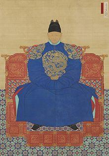 King Taejo Emperor of Joseon Dynasty