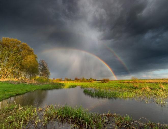 Приметы о дожде что может сообщить погода