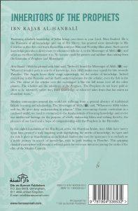 Inheritors Of The Prophets By Ibn Rajab Al-Hanbali (PB)