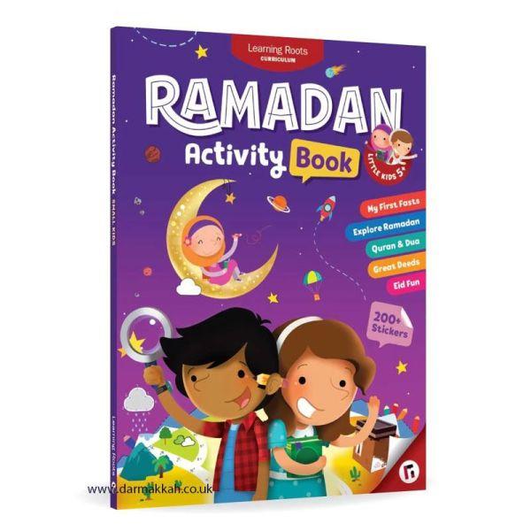 Ramadan Activity Book (Little Kids 5+) (Learning Roots)