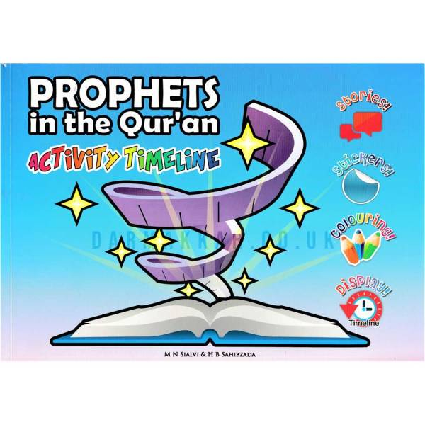 PROPHETS IN THE QUR'AN ACTIVITY TIMELINE