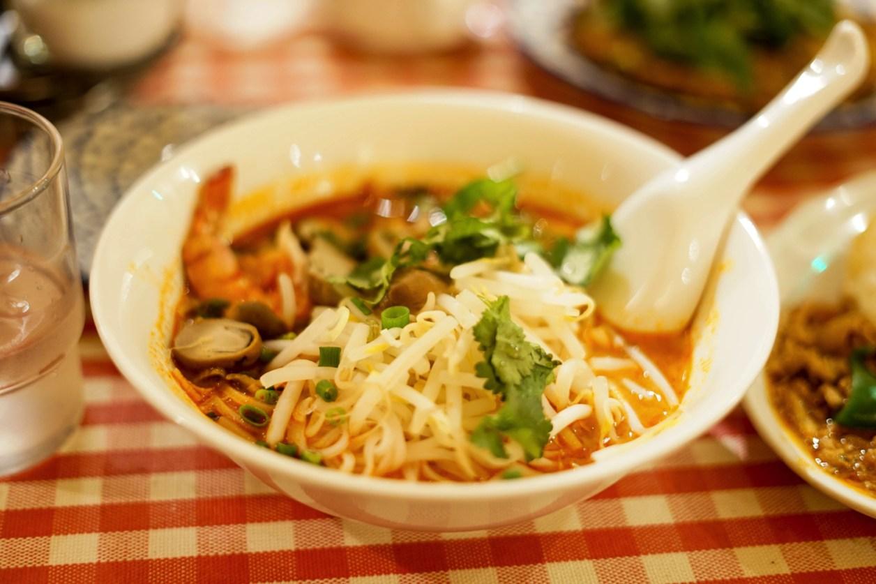 東京駅八重洲地下街タイ料理サイアムオーキッド