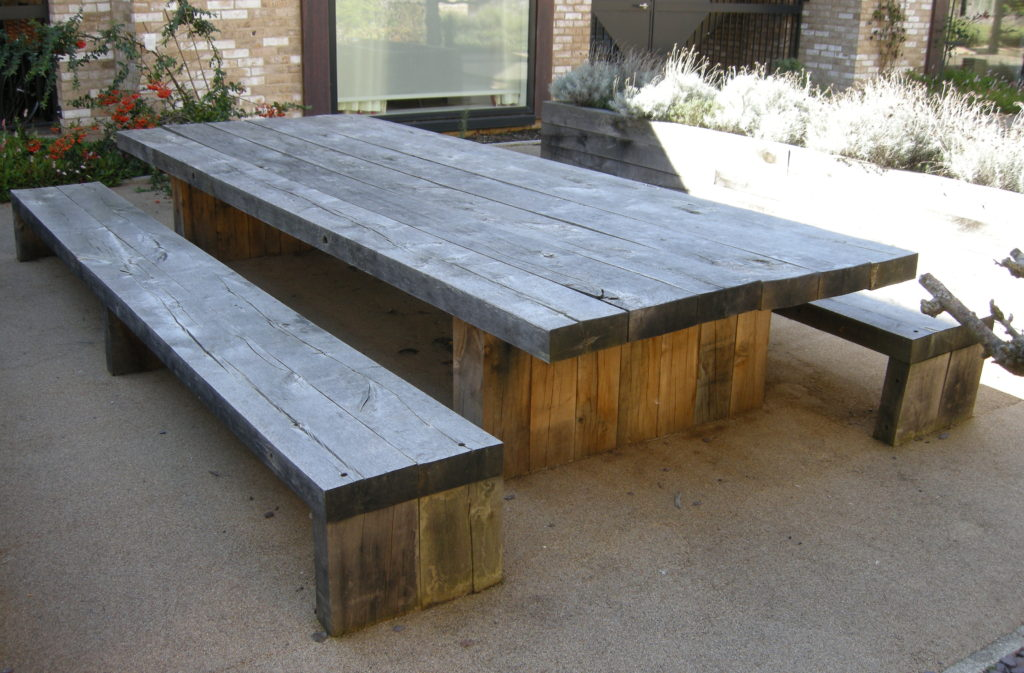 A table for building peace and building community
