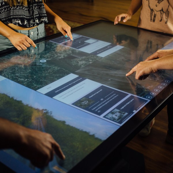 Mississippi Multimedia Table