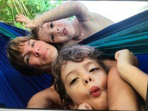 Happy family Nadine
