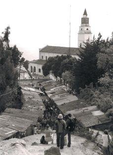 Market at Monserrate