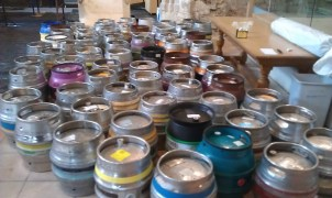 The casks seem to have multiplied