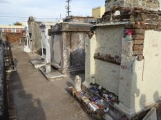 St Louis Cemetery, New Orleans