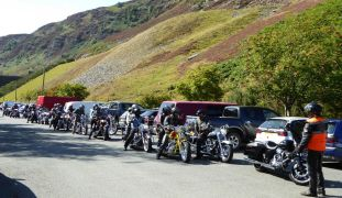 Visitor Centre - HD ride-out