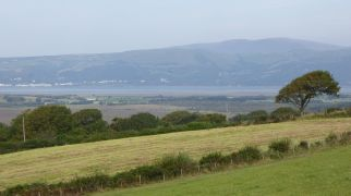 Walk from Talybont to Borth