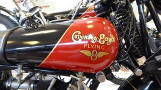 Coventry Eagle Flying 8