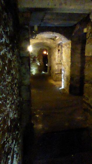 Underground Vaults