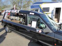 Dead Quick - the world's fastest hearse