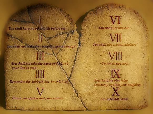 10 commandments bible # 47