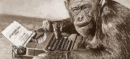 blogging like a primate