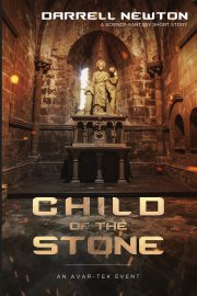 Child of the Stone - Cover