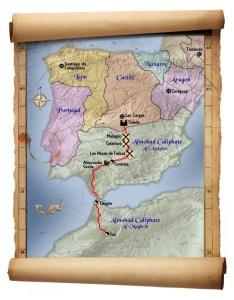 The Apprentice Stone Map