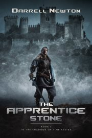 The Apprentice Stone - cover