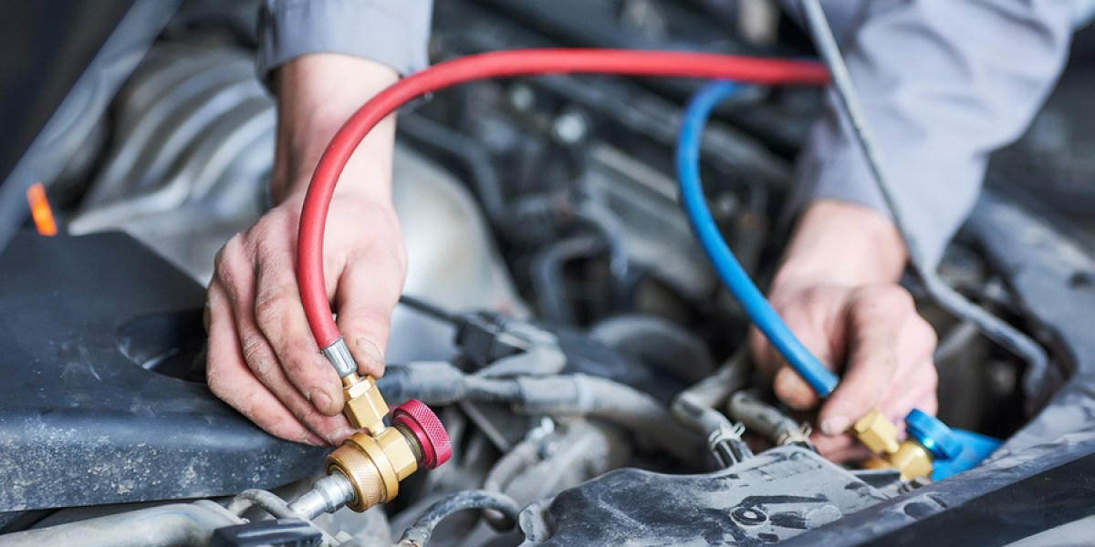 Auto Air Conditioning Repair Maintenance Rochester M