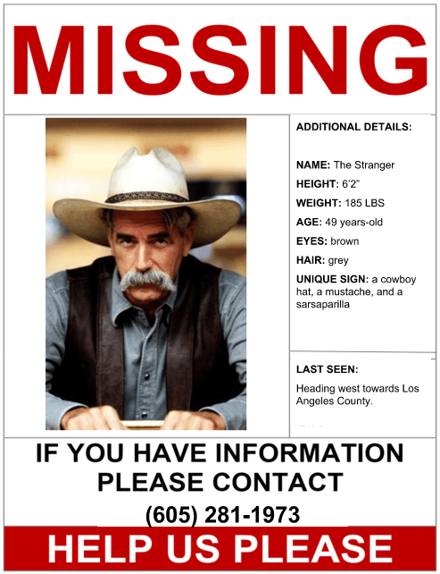 Missing Person Flyer Template missing person poster darren – Missing Person Template