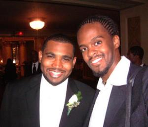 June 25, 2006 – Lil' Mike Got Married!