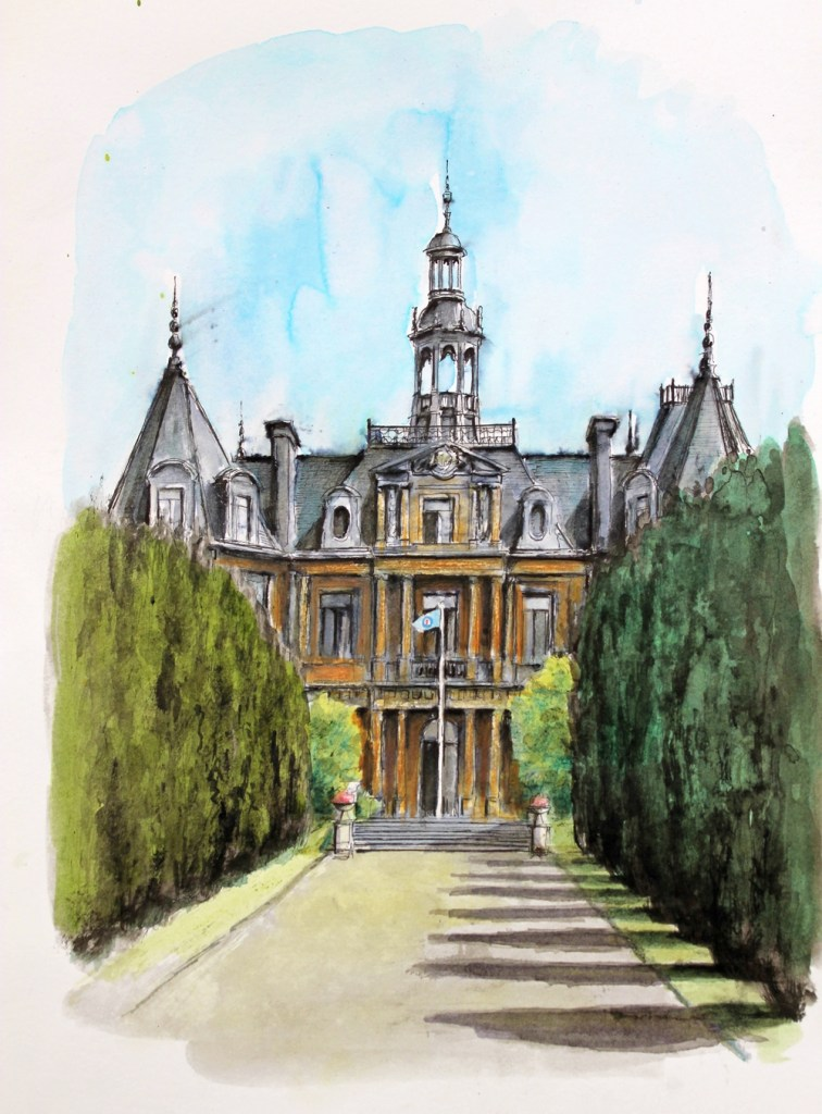 Halton House Buckinghamshire