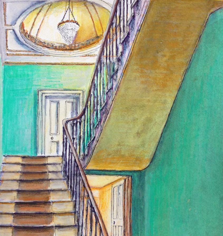 Regency Town House - Artist in Residence