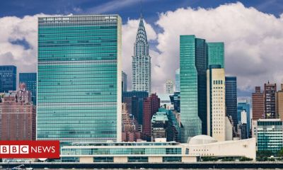 What is the United Nations and what does it do?
