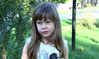 Coyote's violent pursuit of young girl caught on camera in family's front yard – ABC News