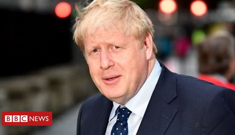 Claim over Boris Johnson's behaviour 'deeply concerning'