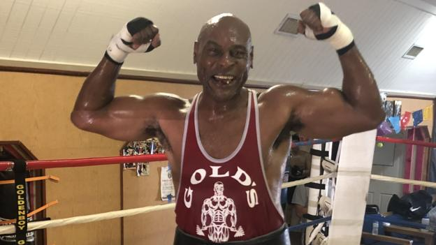 Oliver McCall: The boxer who beat Lennox Lewis 25 years ago – and is still fighting aged 54