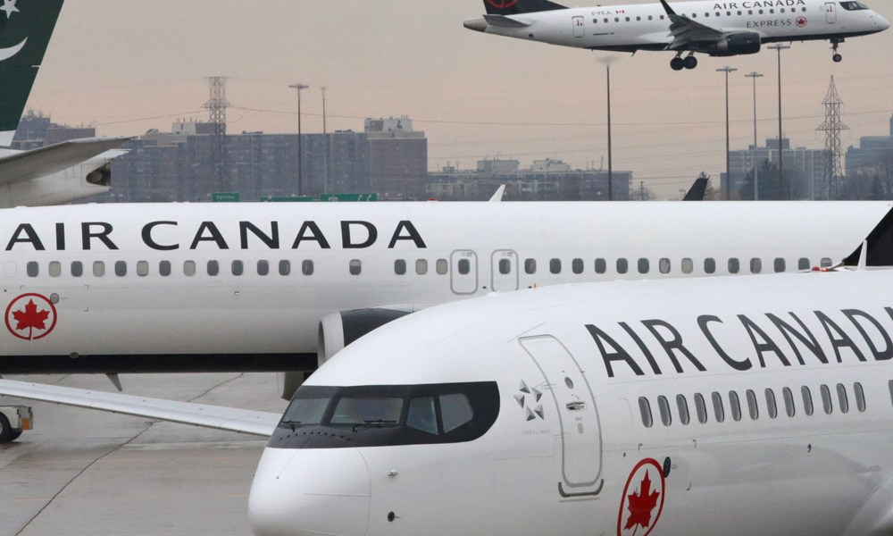 Why Air Canada flew a lone Boeing 737 Max across the country this summer amid groundings – Financial Post