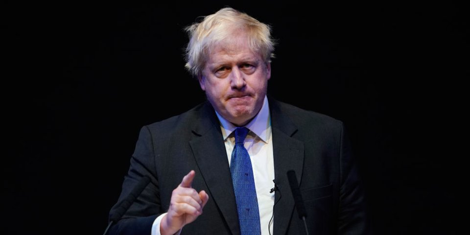 Boris Johnson says Iran was behind the attack on Saudi oil facilities and says UK would consider joining a US-led military effort