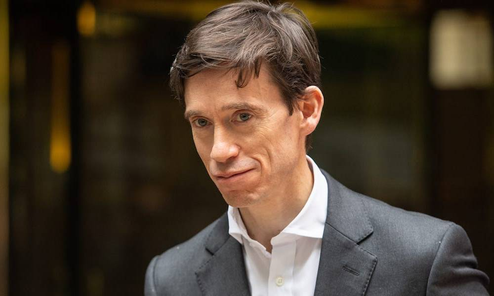 Rory Stewart quits the Conservatives and says he won't stand at the next general election