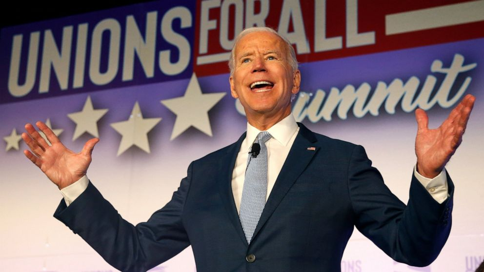 Biden plan: Free community college, expanded loan programs
