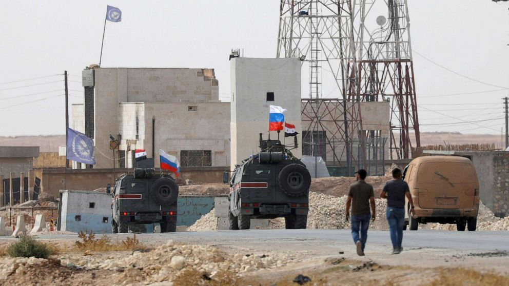 Russia says it will prevent a clash between the Syrian government and Turkey