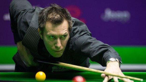 Trump Ronnie O'Sullivan suffers first defeat against Dominic Dale