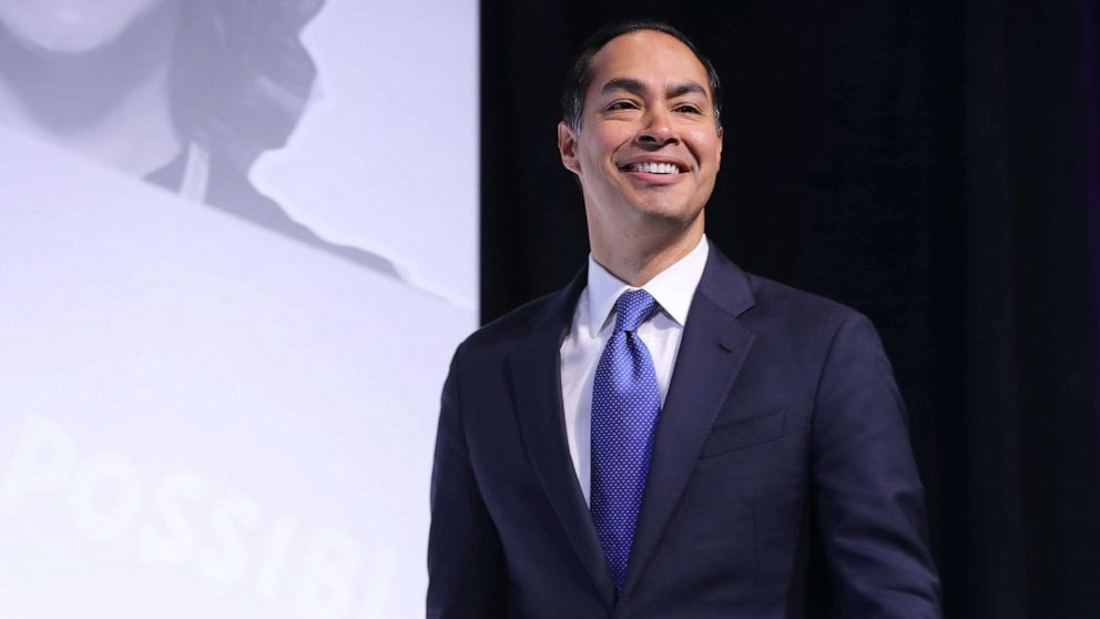 Julian Castro reaches $800K fundraising goal, stays in presidential race