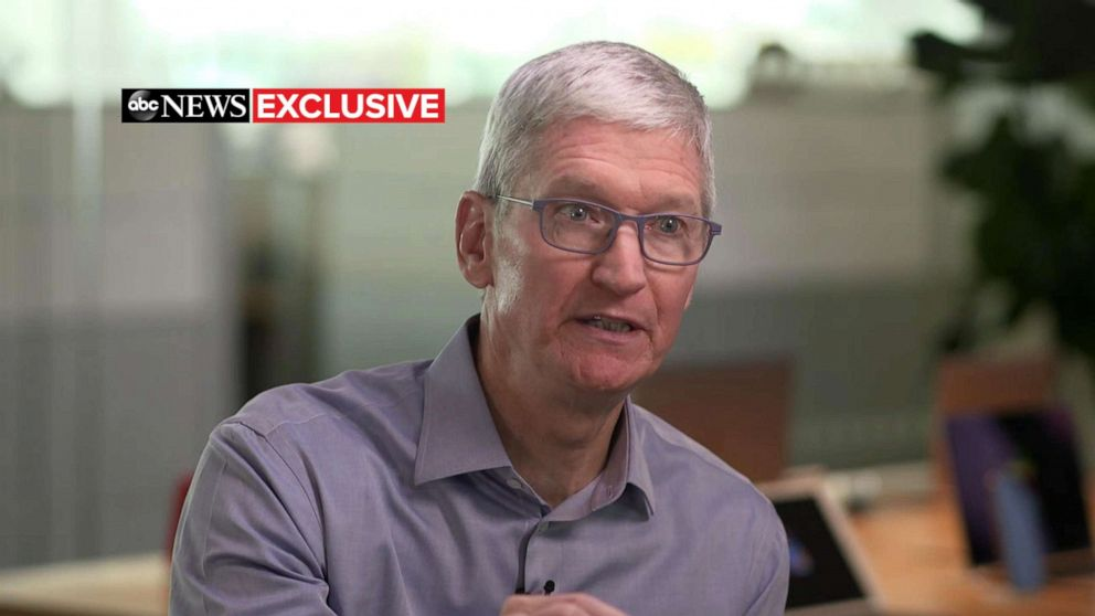 Tim Cook describes his vision as Apple breaks ground on Texas facility
