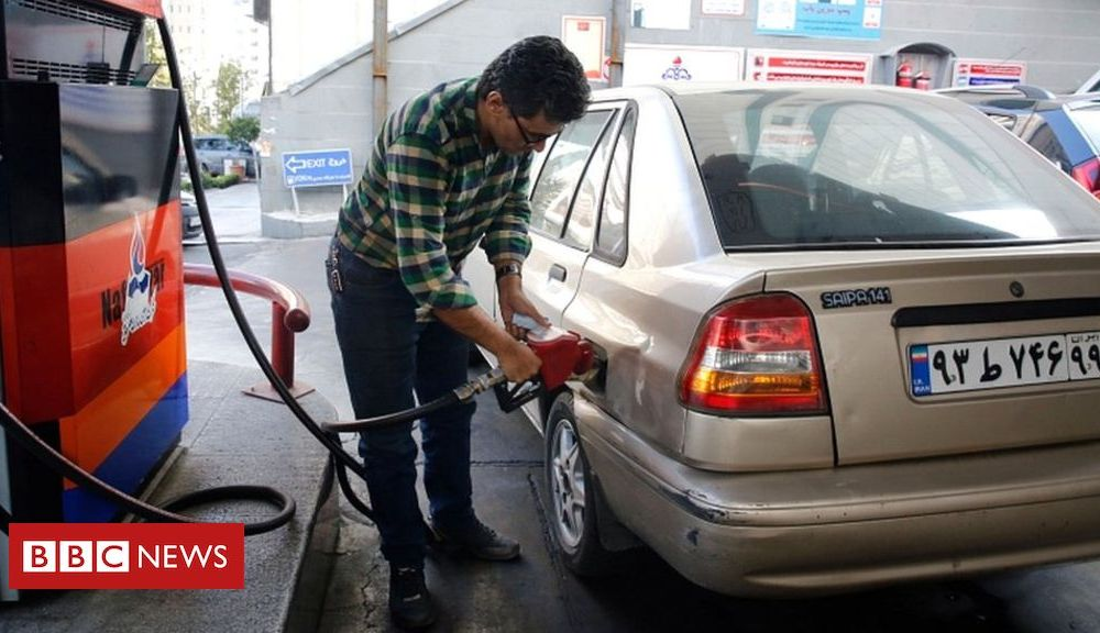 Trump Iran petrol price hike: Protests erupt over surprise rationing