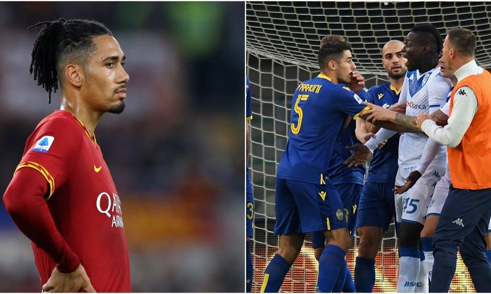 Chris Smalling says football organizations are finally listening to players who have been racially abused, but Italy's latest horror show suggests otherwise