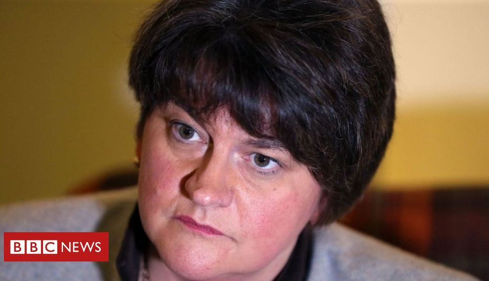 Arlene Foster says DUP will consider general election call