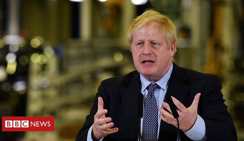 Election 2019: 'Our ambition is to unlock the nation's potential' say PM
