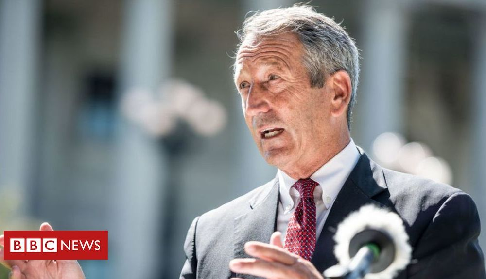 Trump Mark Sanford: Republican challenger to Trump gives up campaign