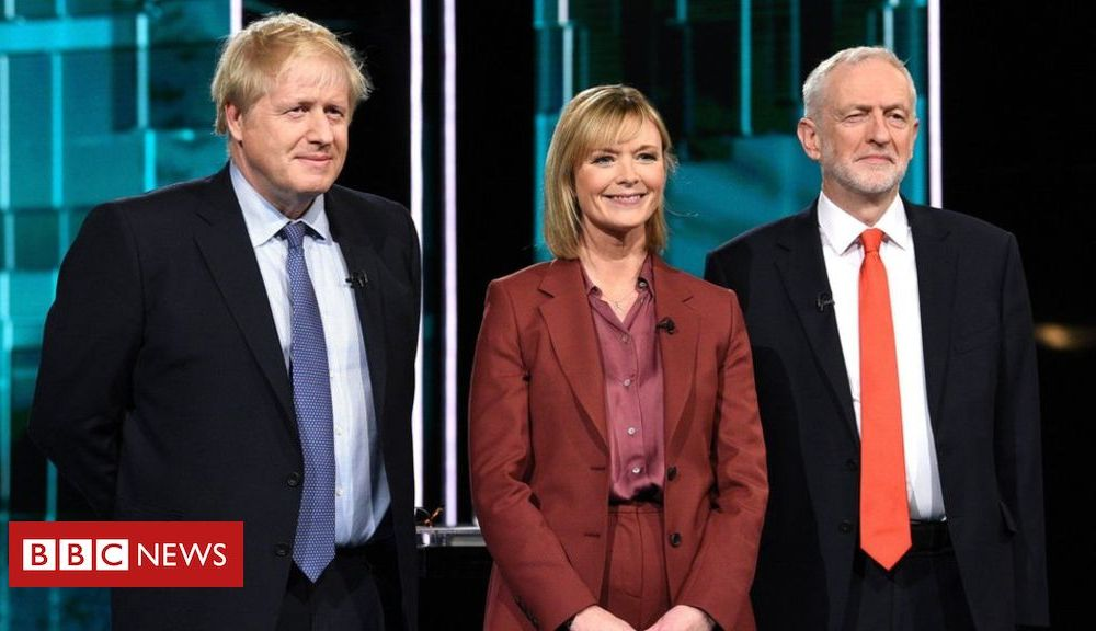 General election 2019 debate: Corbyn and Johnson fact-checked